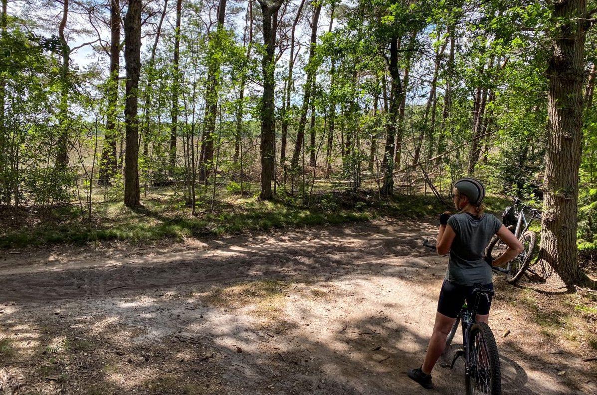 mountainbiken Oosterbeek