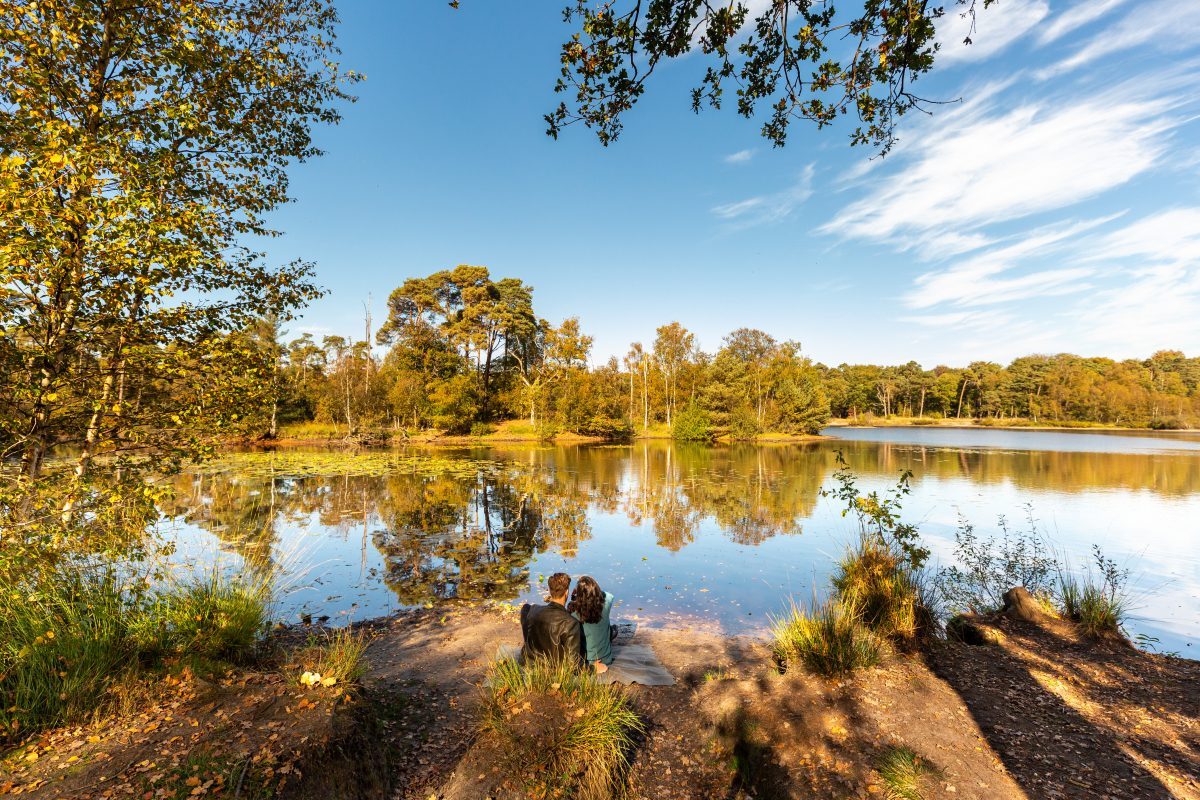 natuurroutes Noord-Brabant