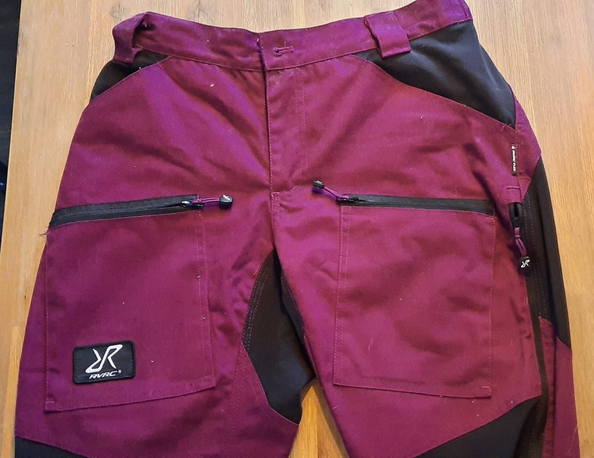 Bovenkant Nordwand Pro Pants